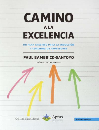 Camino a la Excelencia Paul Bambrick