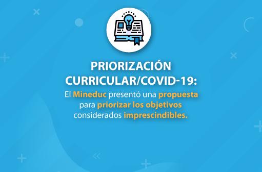 Imagen noticia Priorización curricular COVID-19