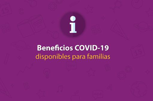 Imagen noticia Covid – 19: Guía de beneficios estatales